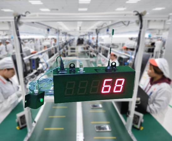Bộ đếm sản phẩm không dây